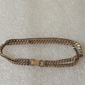 Antique 12k GF bracelet